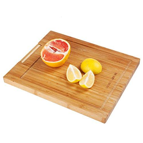 まないた 天然竹製 スタンド付き 溝付き カッティングボード  ピザ キッチンボード  抗菌   おすすめ38*28*2cm