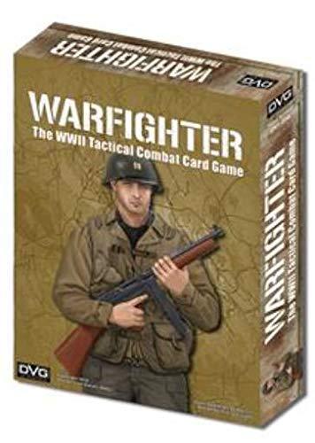 Dan Verssen Games World War II Tactical Combat Card Game (2nd Edition) SW