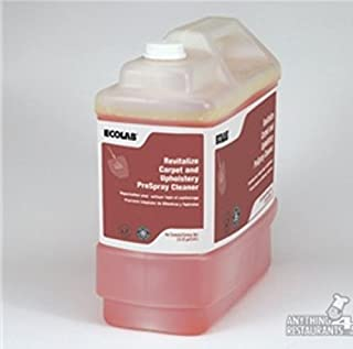 ECOLAB Revitalize Carpet and Upholstery Extraction Cleaner 2.5 Gallon
