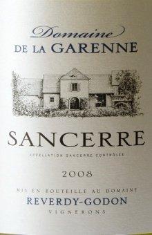 Domaine de la Garenne, Sancerre Blanc AOC, 6 x 0.75L