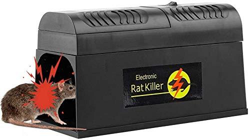 Trampas Para Ratas Grandes Eléctrica Marca LEIPING