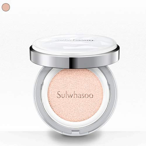 Sulwhasoo Snowise Brightening Cushion 14g*2 NO.21 Natural pink