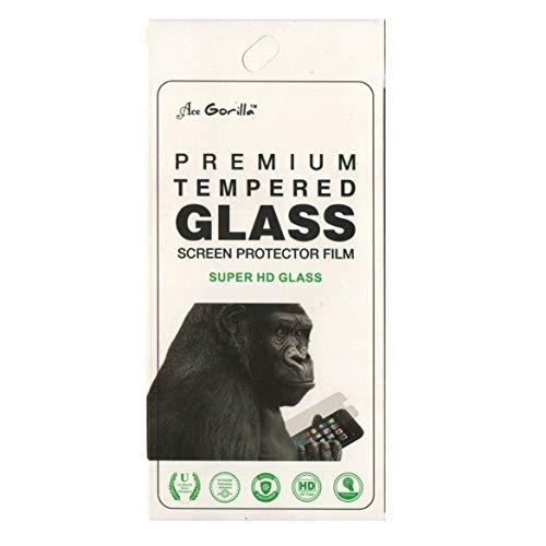 Ace Gorilla Tempered Glass Screen Protector for Intex Aqua Lions T1 Plus (Transparent)