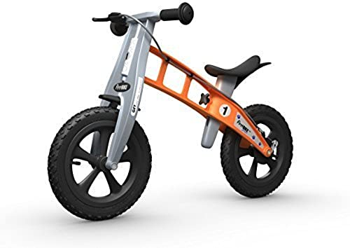 online barato FirstBIKE Cross Balance Bike, naranja by The The The FirstBIKE Company Inc.  compras online de deportes
