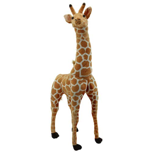 Sweety Toys 10578 Giraffe stehend 89 cm