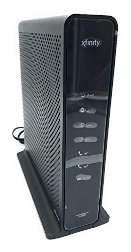 Techniclor Formerly RCA TC8305C Wireless Gateway 802.11b/g/n GigaPort x 4 Port Router w/ 2-Voice Lines XFINITY / COMCAST