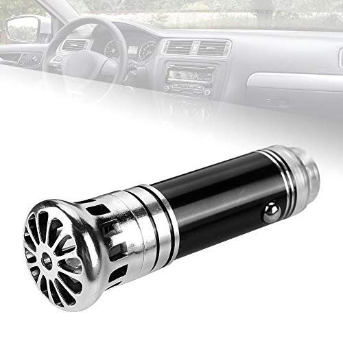 Auto luchtreiniger Negatieve ionen luchtreiniger Aluminium zuurstof Bar 4.8 miljoen negatieve ionenreiniger - Rookgeur, huisdier- en voedsel- en zweetgeuren verwijderen - Auto deodorant luchtverfrisse