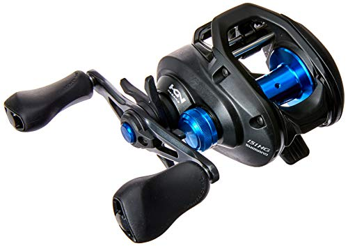 Shimano SLX151HG SLX151 HG Low Profile LH Baitcast Reel Box 4BB