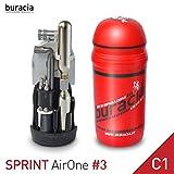 buracia - Kit antiforatura - Riparazioni Biciclette - Serie Sprint Airone Modello #3, Colore C1 – Bici da Corsa. Made in Italy.