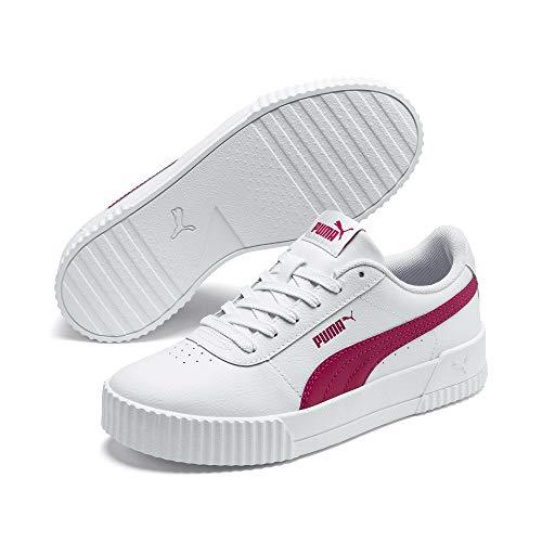 Puma Carina L wit roze sneakers dames