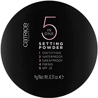 Catrice 5 in 1 Setting Powder, 010 Transparent