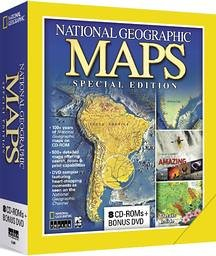 National Geographic Maps: Special Edition