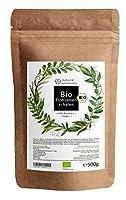 Bio Flohsamenschalen (500g Beutel) - Premium Qualität - 99+% Reinheit - Nachhaltig angebaut