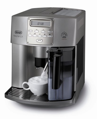 DeLonghi ESAM3500.N Magnifica Digital Super-Automatic Espresso/Coffee Machine