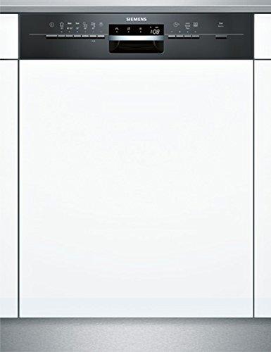 Siemens: Modell 2015, Grossraum-Geschirrspüler speedMatic 60cm, SX56P654CH Schwarz