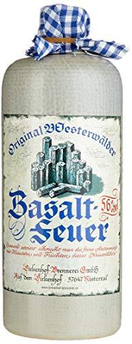 BIRKENHOF Brennerei | Westerwälder Basaltfeuer | (1 x 0,7l ) - 56 % vol.