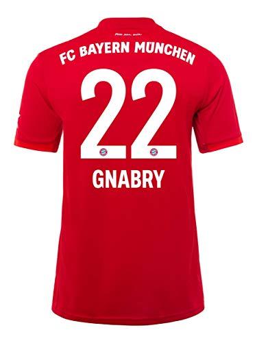 FC Bayern München Trikot Home 2019/20, Serge Gnabry, Größe S