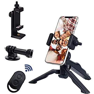 Amazon Promo Code for Tripod Accessories 1 Pack Phone Tripod Mount with 07102021112943