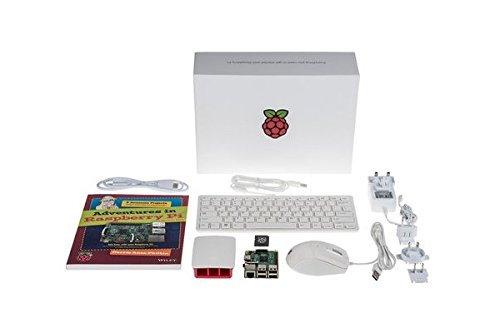 Raspberry Pi 3 Starter Kit [official Raspberry]