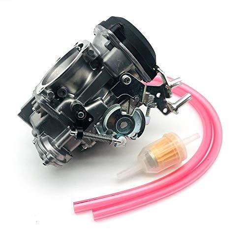 ZHANGNING Carburador de Motocicletas Carburador para Harley Davidson Sportster 40mm CV 40 XL883 27421-99C 27490-04 27465-04 Carb Piezas de Coche carburador
