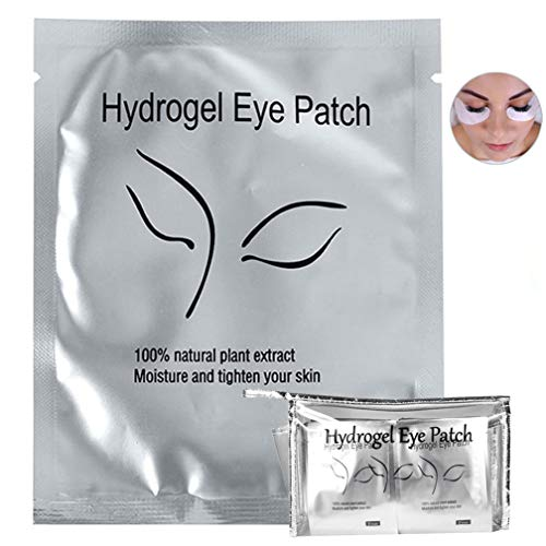 Qleng- Hydrogel Pads to Use During Eyelash Extension