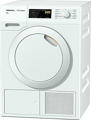 Miele TDB130 T1 Classic Eco 7KG Heat Pump Tumble Dryer with slanted fascia