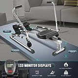 Zoom IMG-2 ancheer vogatore da fitness idraulico