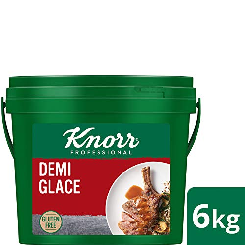 Knorr Sin Gluten Demi Glace 6kg
