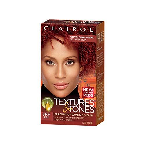 Clairol Professional Textures & Tones, 5rr Fire, 1 oz.