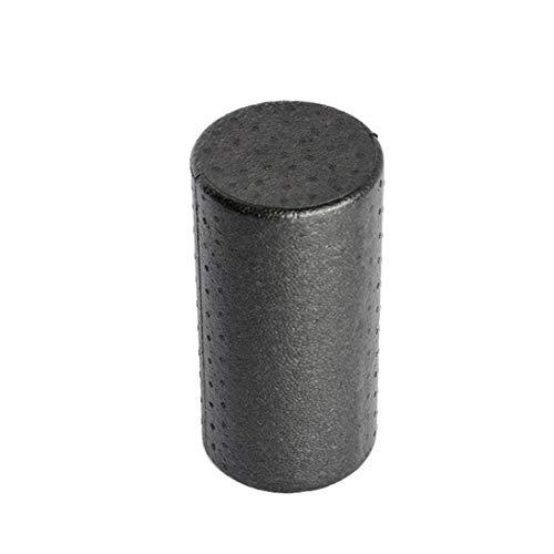 XINFULUK - Yoga-Schaumstoffrollen in Schwarz, Größe 30x15cm