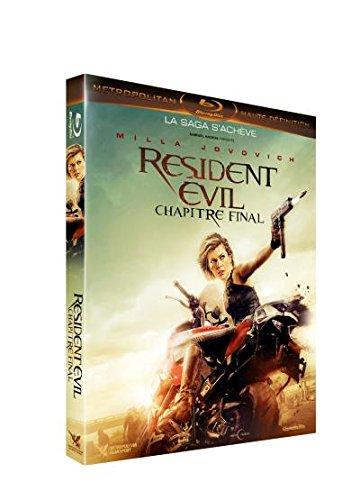 Resident Evil : Chapitre final [Francia] [Blu-ray]