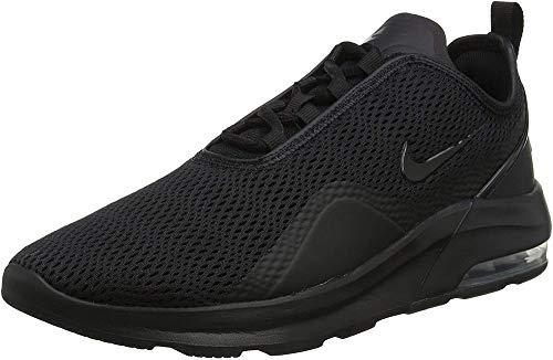 Nike Air MAX Motion 2, Zapatillas sin Cordones Hombre, Negro (Black/Black/Anthracite 004), 44 EU