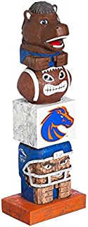 Evergreen NCAA Boise State Broncos Tiki Totem