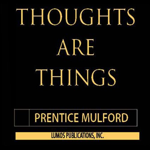 Thoughts Are Things cover art