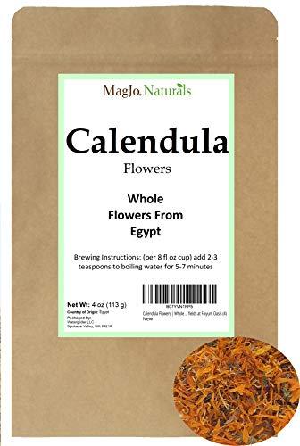 Calendula Flowers | Whole | 100% Raw From Egypt | Egyptian fields at Faiyum Oasis (4)