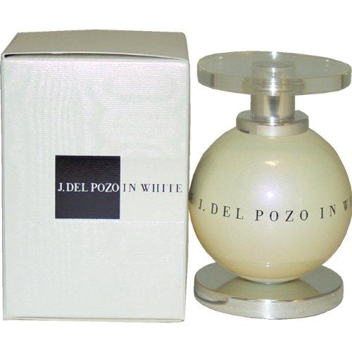 Jesus Del Pozo In White Eau de Toilette Vaporizador 30 ml