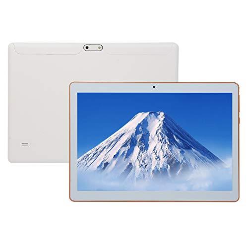 LHONG Tablet 10.1 Pulgadas Tableta de Procesador Quad Core, 16GB ROM y 1G RAM, 2MP y 2MP Cámara, Android 4.4, WiFi, Pantalla IPS de 1280 × 800, GPS, Bluetooth