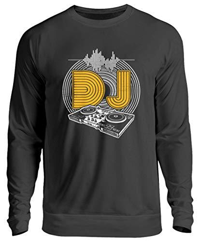 Chorchester platen voor elke DJ en discjockey - Unisex trui