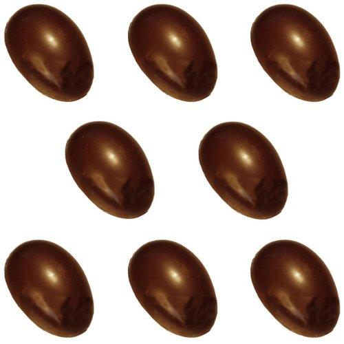 Buy Chocolate Mold Half-Egg 2-7/8 8 Cavities. Buy 2 molds to make Whole Eggs