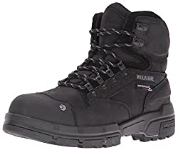 Wolverine legend boots reviews - Waterproof Comp Toe Work Shoe 1