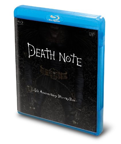 DEATH NOTE デスノート ‐5th Anniversary Blu-ray Box‐