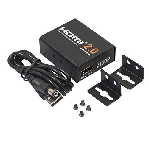 bus op bus HDR verlenging tussenversterker, DM-HF196 2K * 4K 60 Hz versie 60M HDMI 2.0
