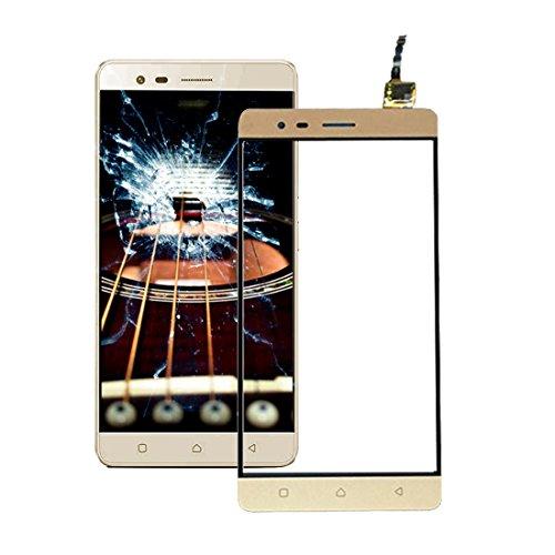 Zhangli Mobile Phone Touch Panel For Lenovo K5 Note Touch Panel(Gold) Touch Panel (Color : Gold)