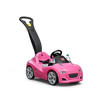 Step2 Whisper Ride Cruiser Push Car Pink