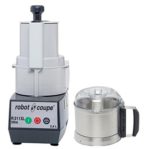 Robot Coupe J464Ultra procesador de alimentos/Vegetarian Prep fijación R211, XL