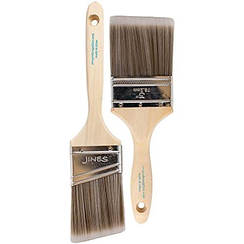 Pro Grade - Paint Brushes - 2Pk - Paint Brush Set