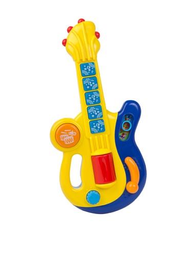 Color Baby Guitare électrique lumières et Sons pour Enfant 3 Ans et +