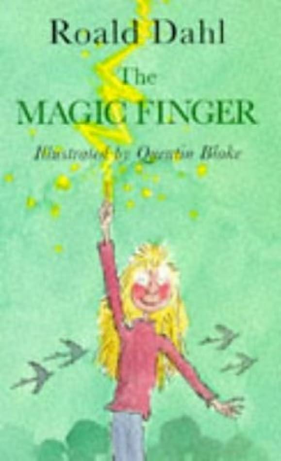 冊子暴露激しいThe Magic Finger