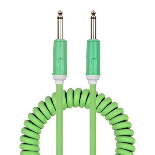 ammoon Cable de conexión de audio de 6,35 mm 5 m/16,4 pies...