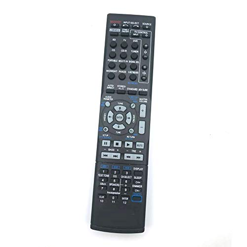 Replacement Remote Control for Pioneer VSX-31 VSX-916 VSX-916-K VSX-921 VSX-921-K VSX-821 VSX-821-K Home Theater Receiver